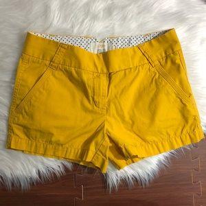 J. Crew • Classic Twill Chino Shorts